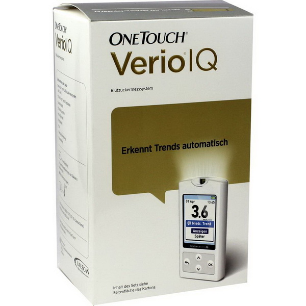 Глюкометр One Touch  Verio Iq