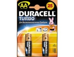 Duracell Турбо АА MN1500